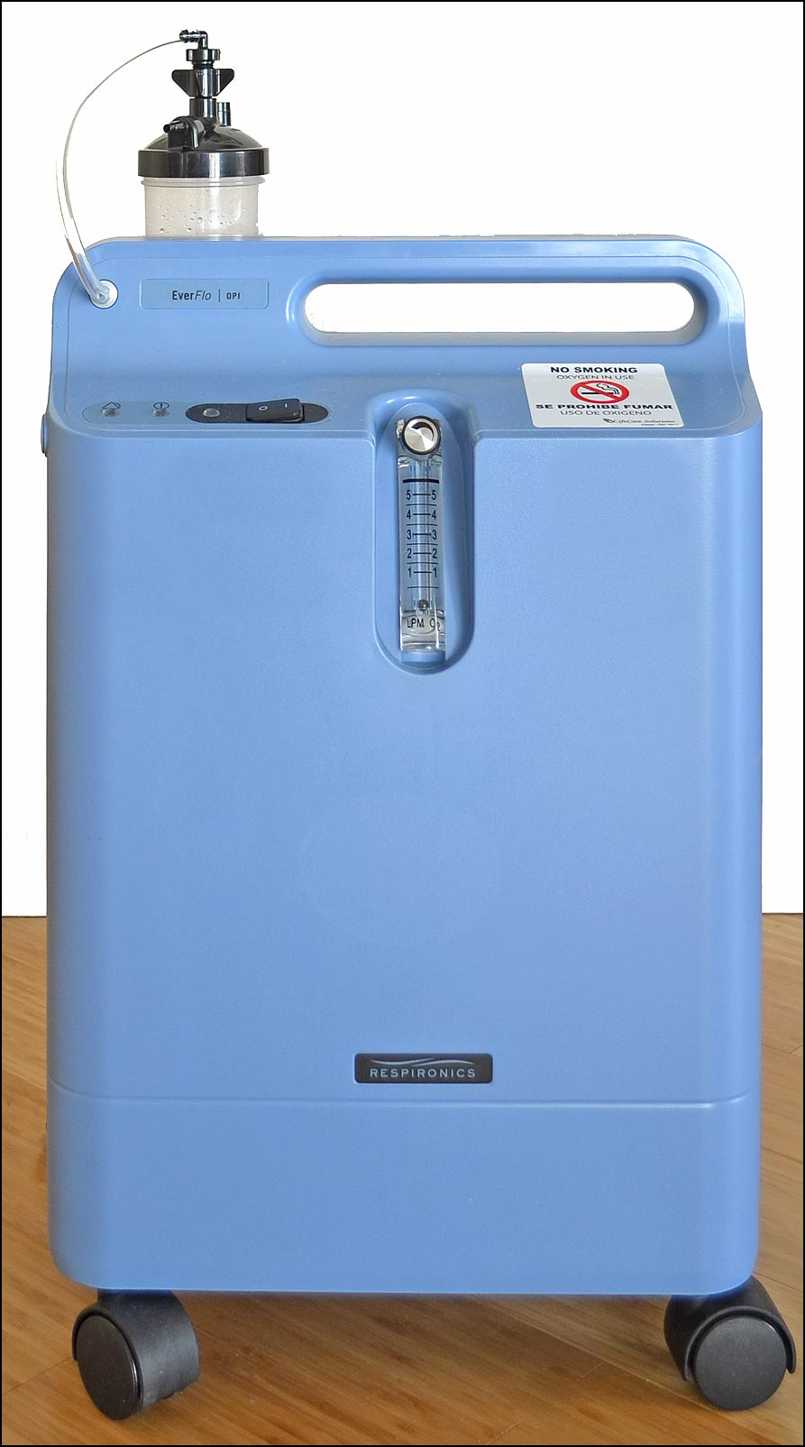 Respironic EverFlo Q Home Oxygen Concentrator