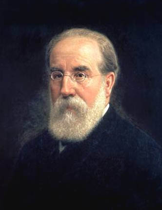Francesc Pi i Margall, briefly president of the First Spanish Republic and main Spanish translator of Proudhon's works
