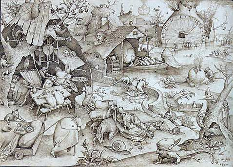 File:Pieter Bruegel the Elder- The Seven Deadly Sins or The Seven Vices - Sloth.JPG