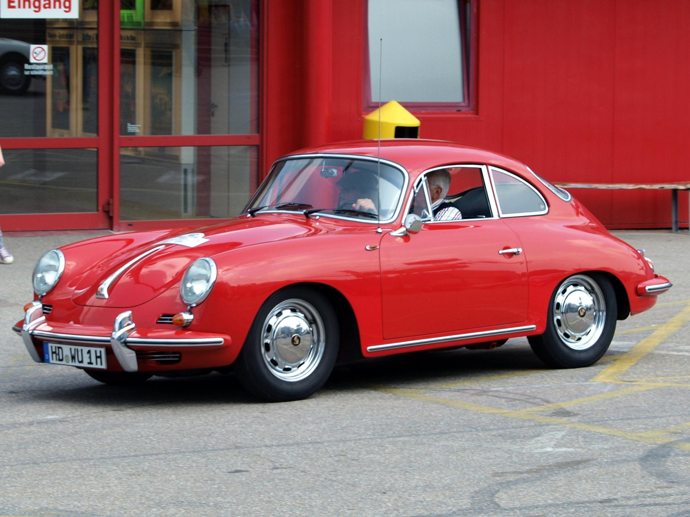 File Porsche 356 Coupe 1964 P1 Jpg Wikimedia Commons