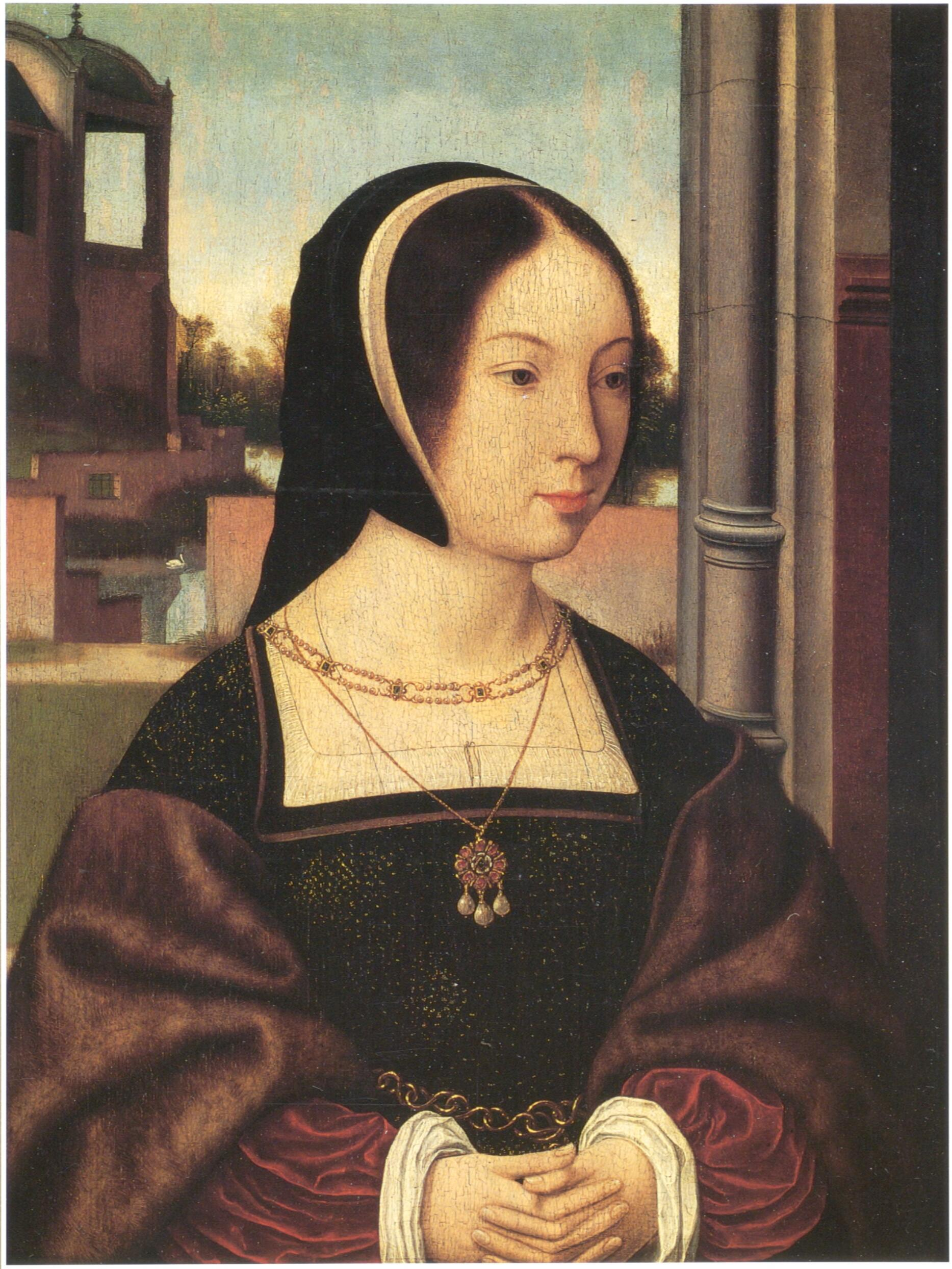 File:Portrait of Anne of Brittany - Mostaert.jpg