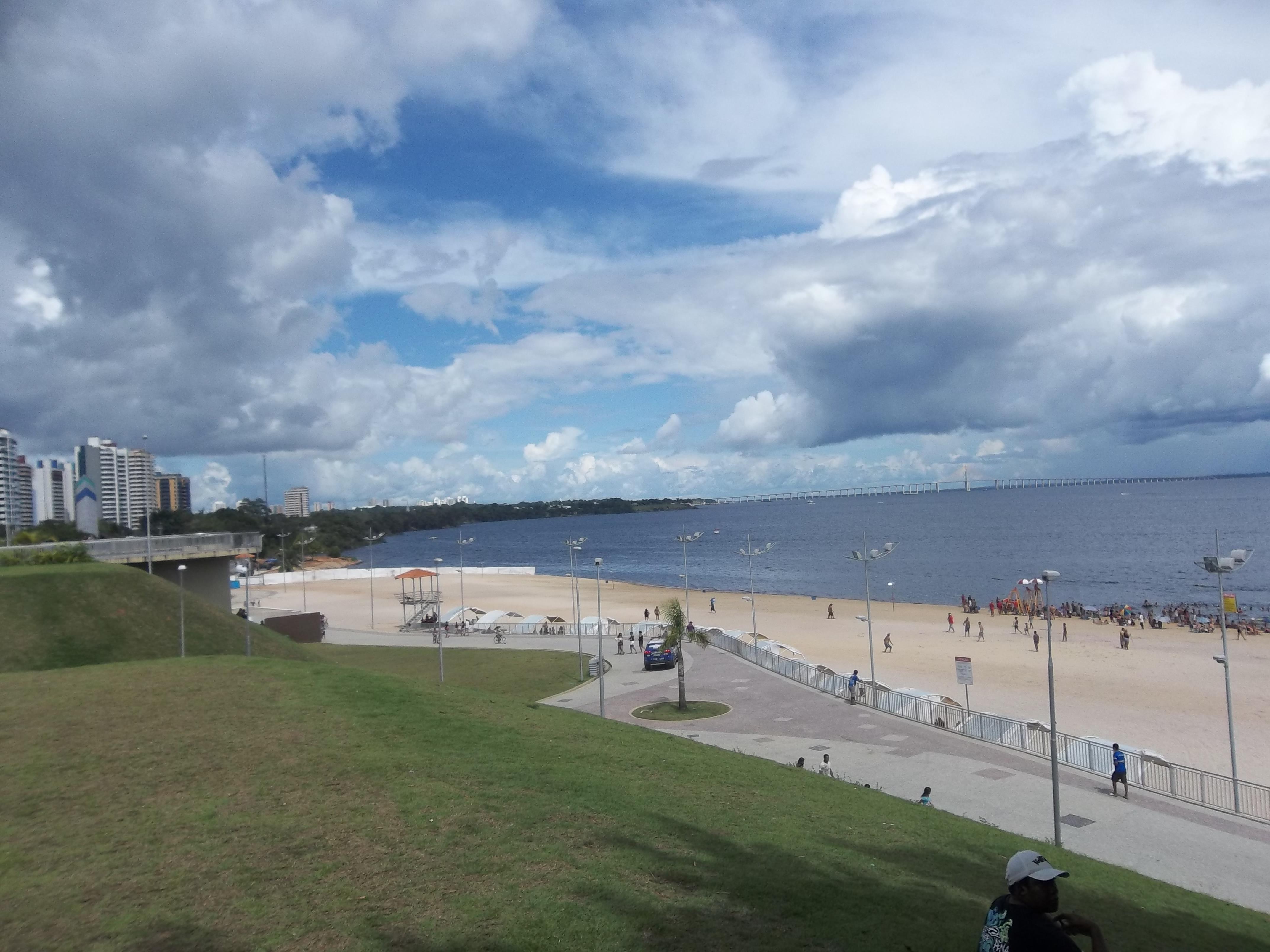 File:Praia da Ponta Negra Manaus.JPG - Wikimedia Commons