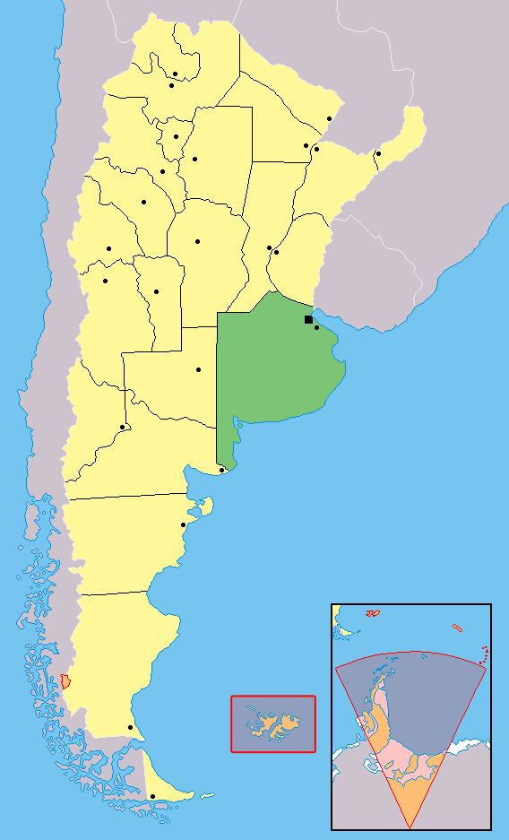 Provincia de Buenos Aires (Argentina)