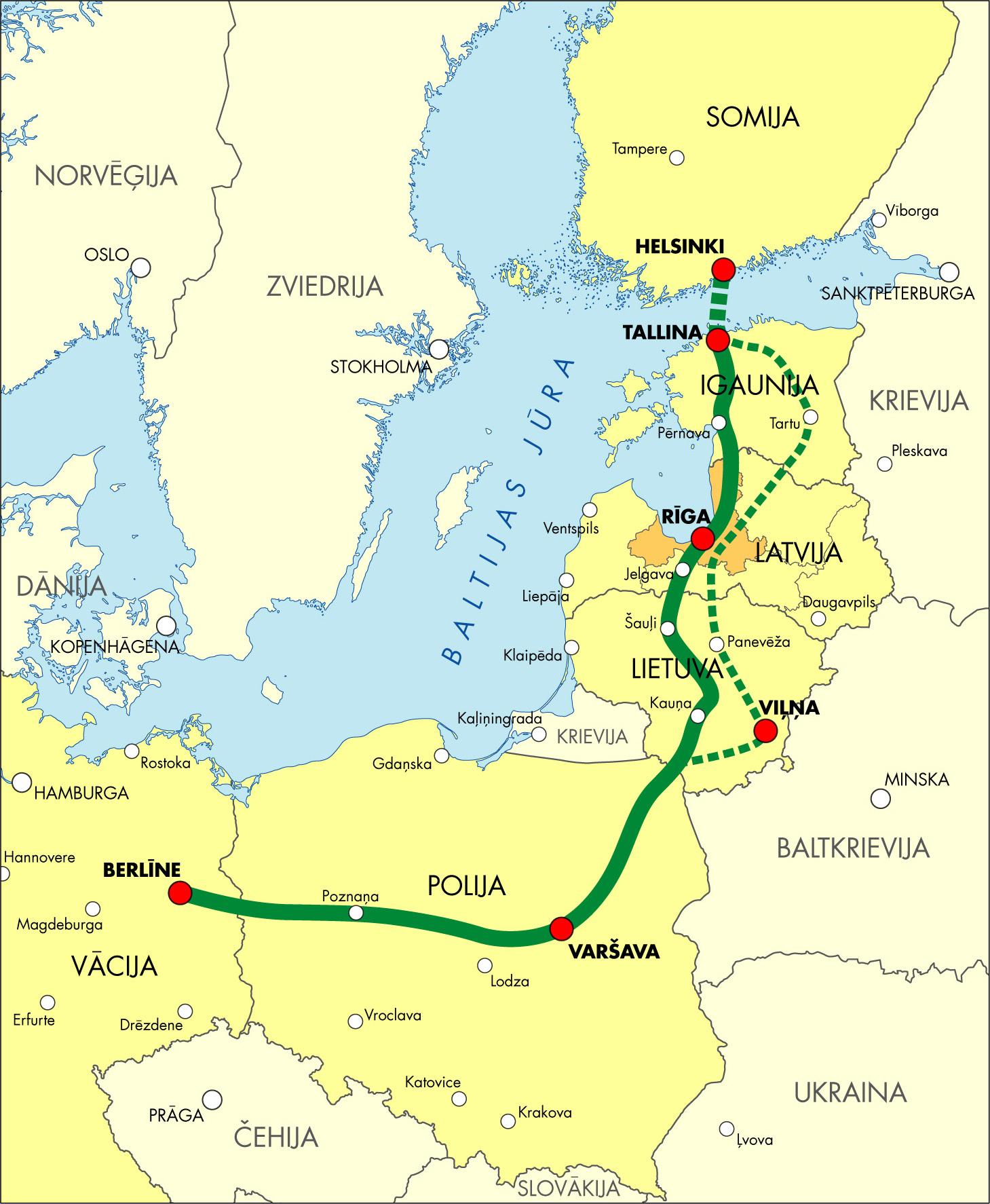 Helsinki Tallinna Tunneli
