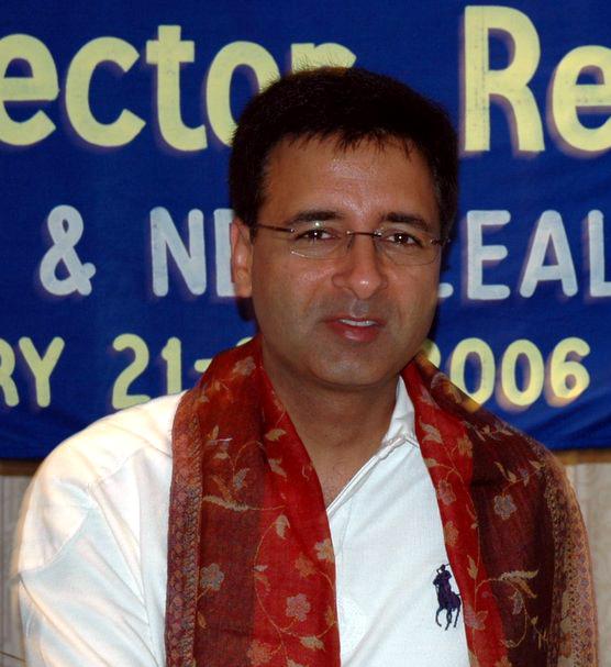 Randeep Surjewala - Wikipedia