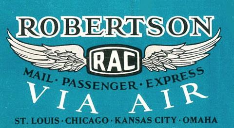 Robertson Aircraft Corporation Wikipedia