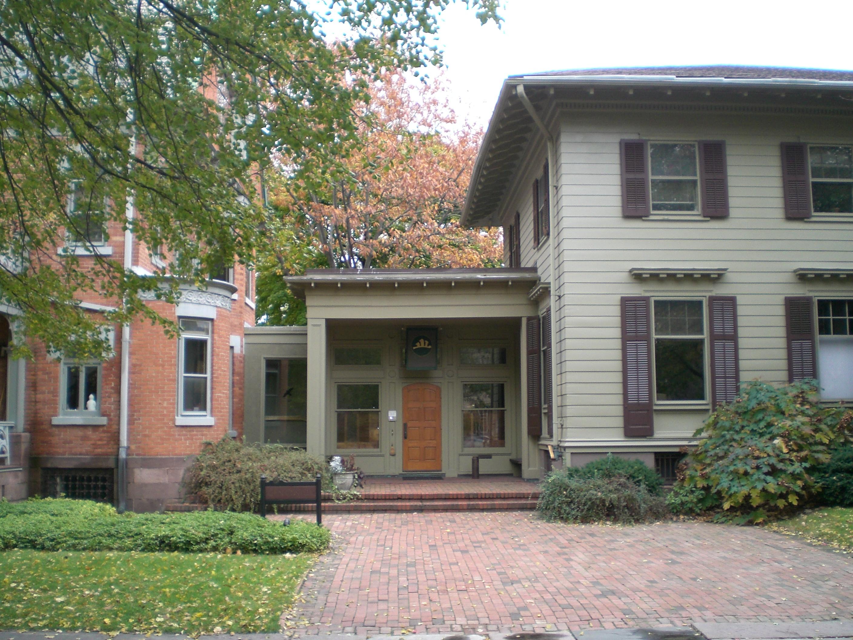 Rochester Zen Center Front Entrance