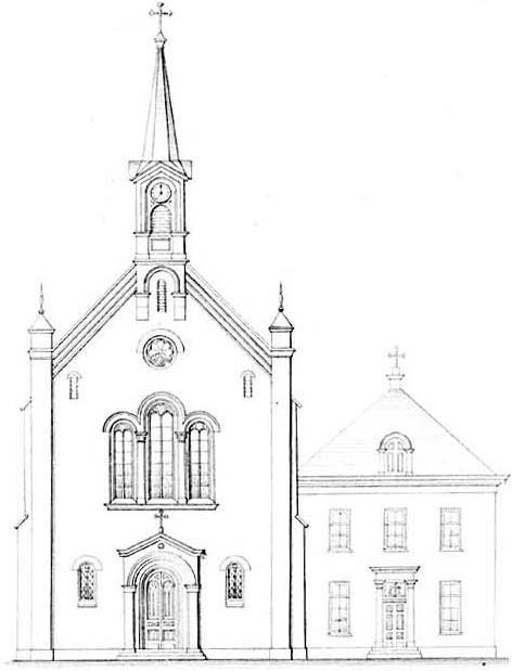 Floor Front Elevation Church : House front elevation design joy studio gallery