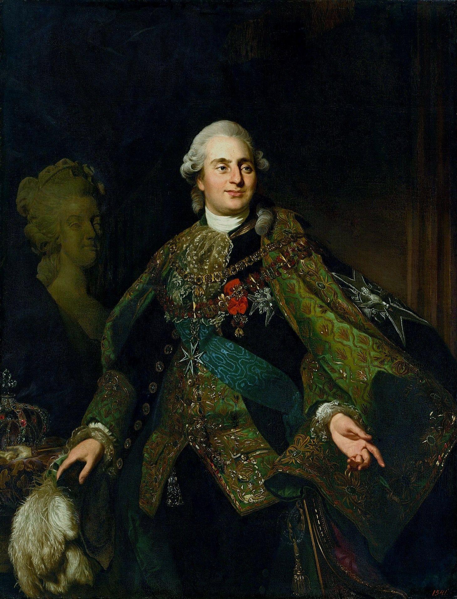 Author:Louis XVI of France