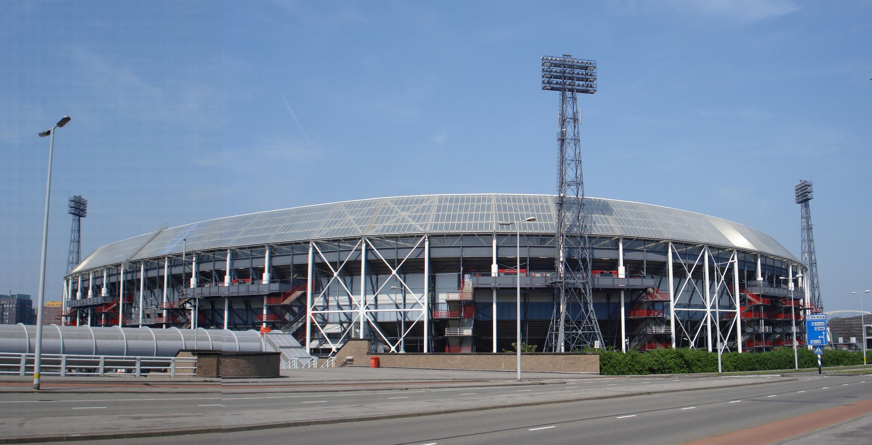 feyenoord rotterdam stadion