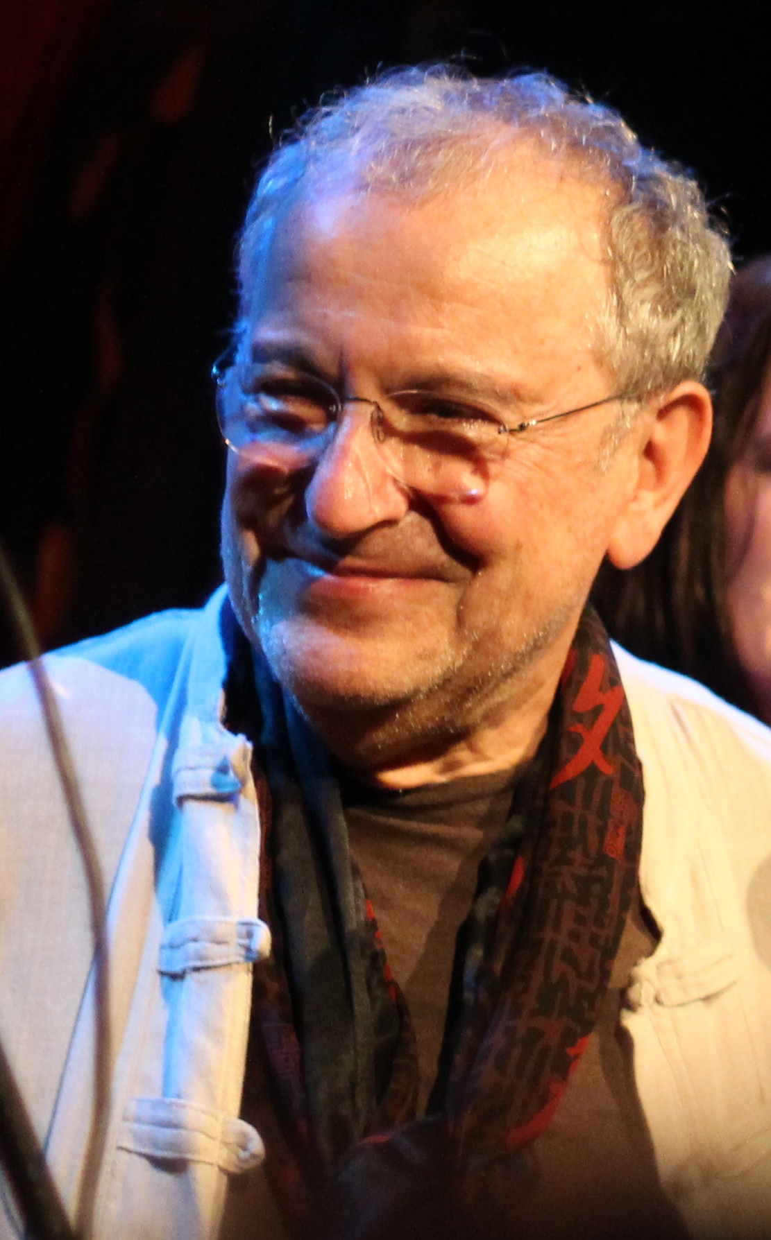 Image of Ryszard Horowitz from Wikidata