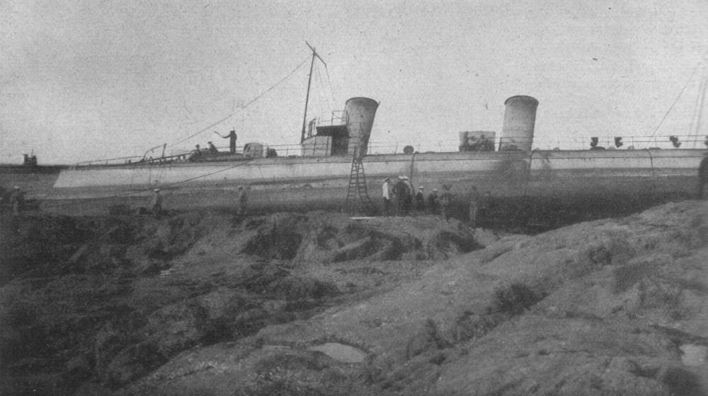 Lieutnant Burakov (1899) Taku