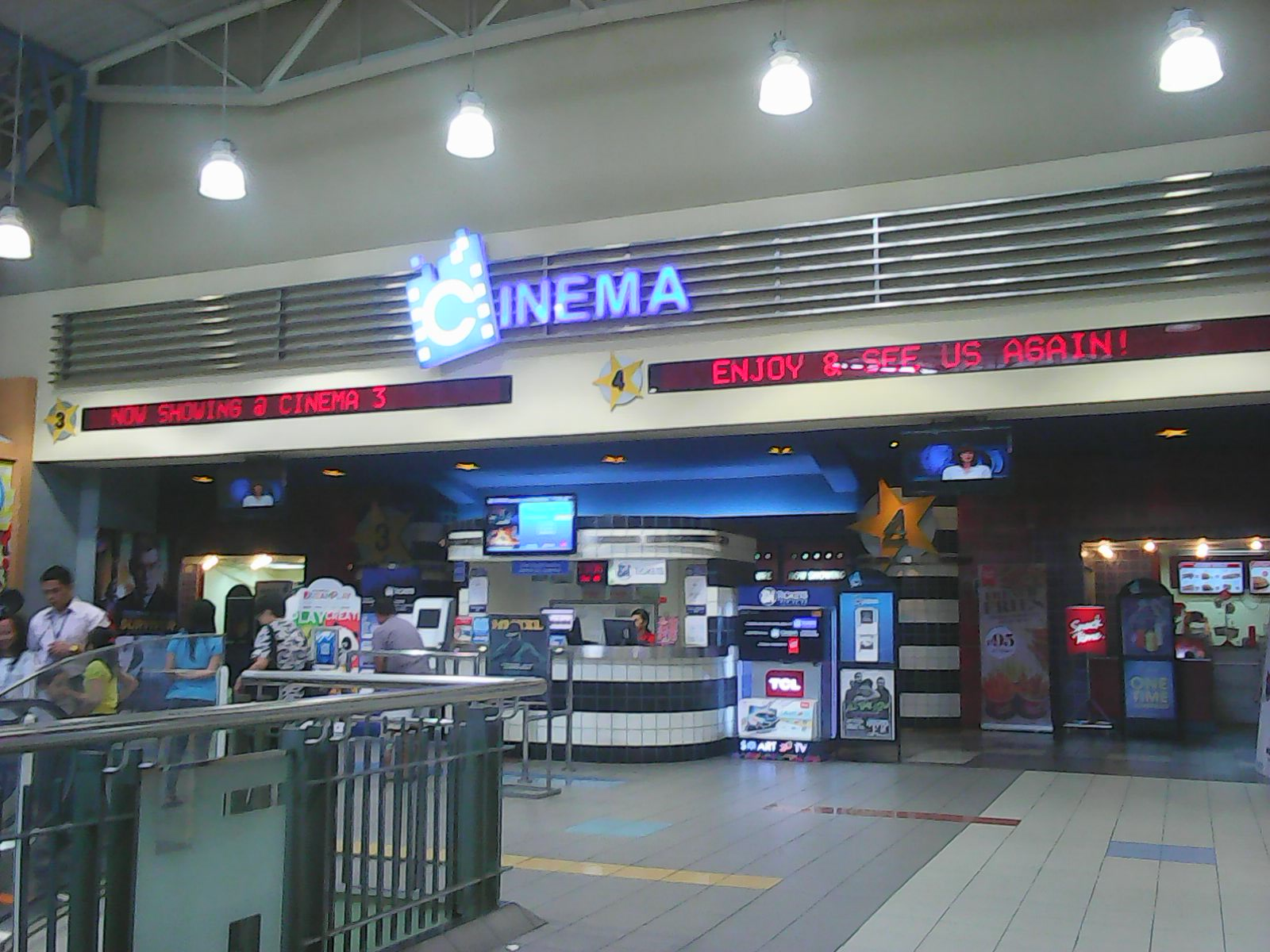 Sm city cinemas