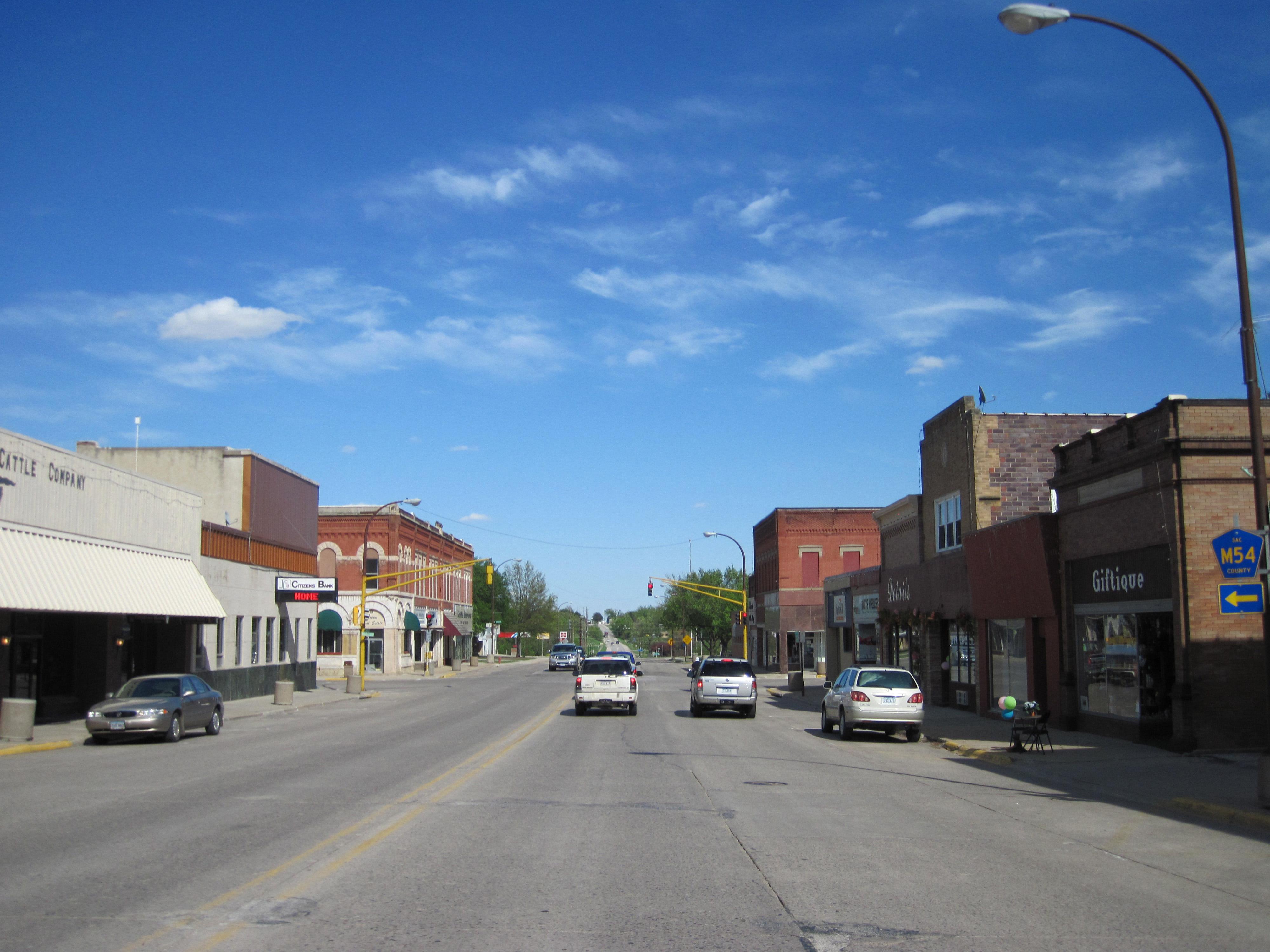 nike air max 41 - Sac City, Iowa - Wikipedia