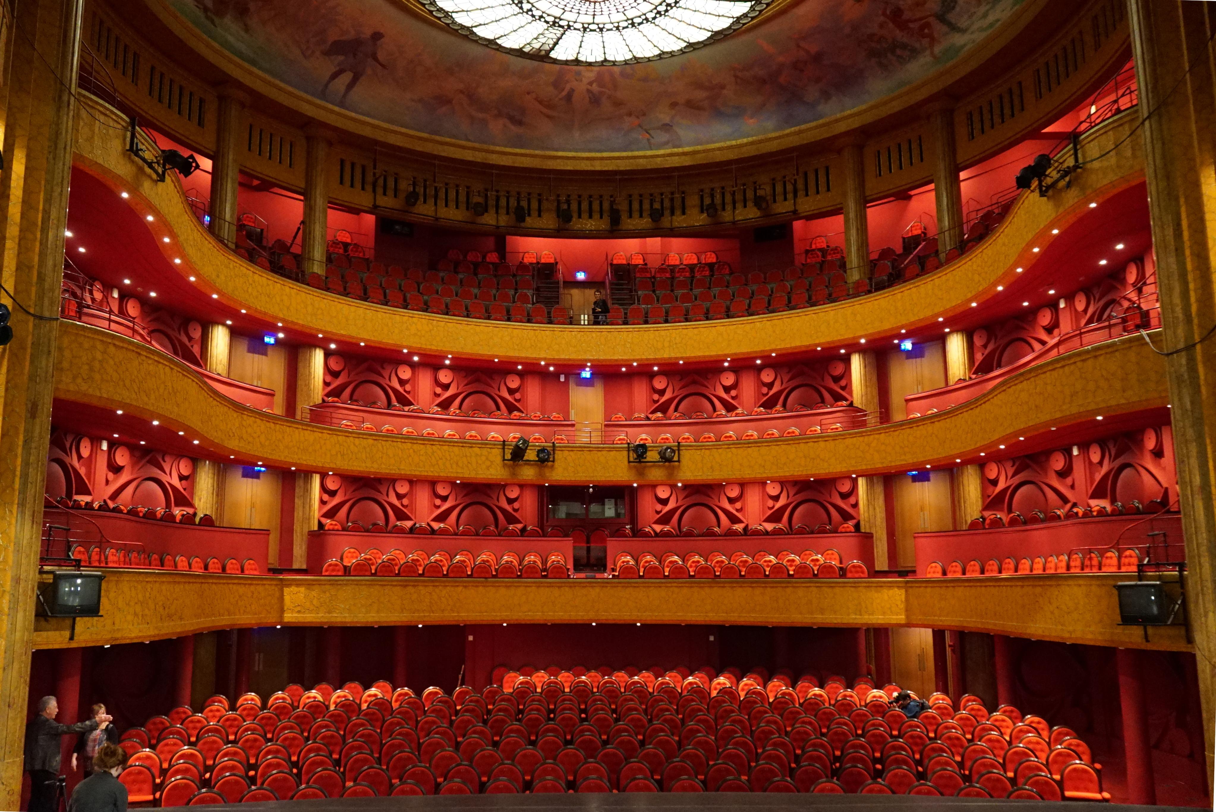 salle theatre reims