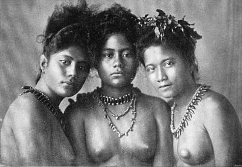 nude pictures of samoan girls