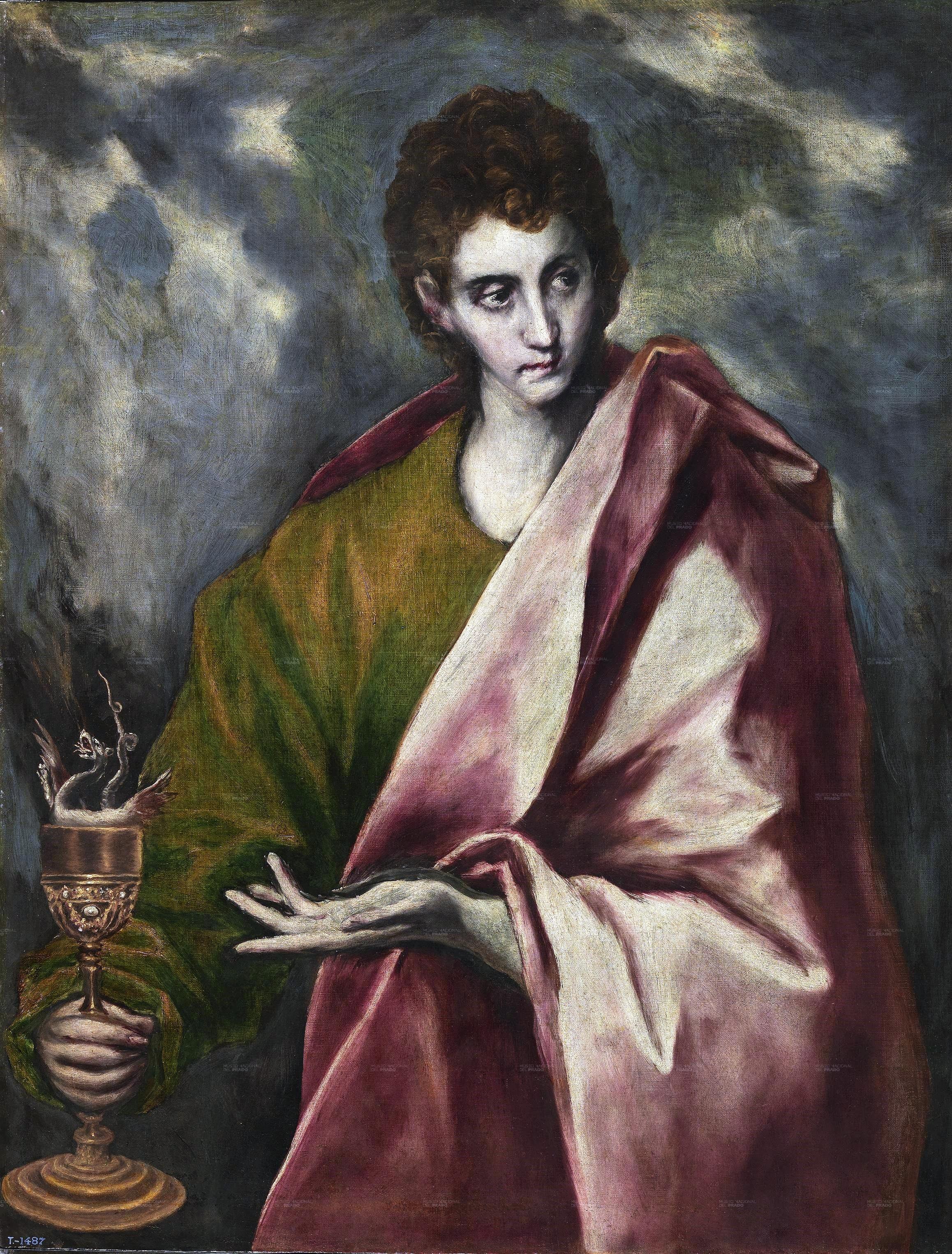 File:San Juan Evangelista (El Greco, Museo del Prado).jpg ...