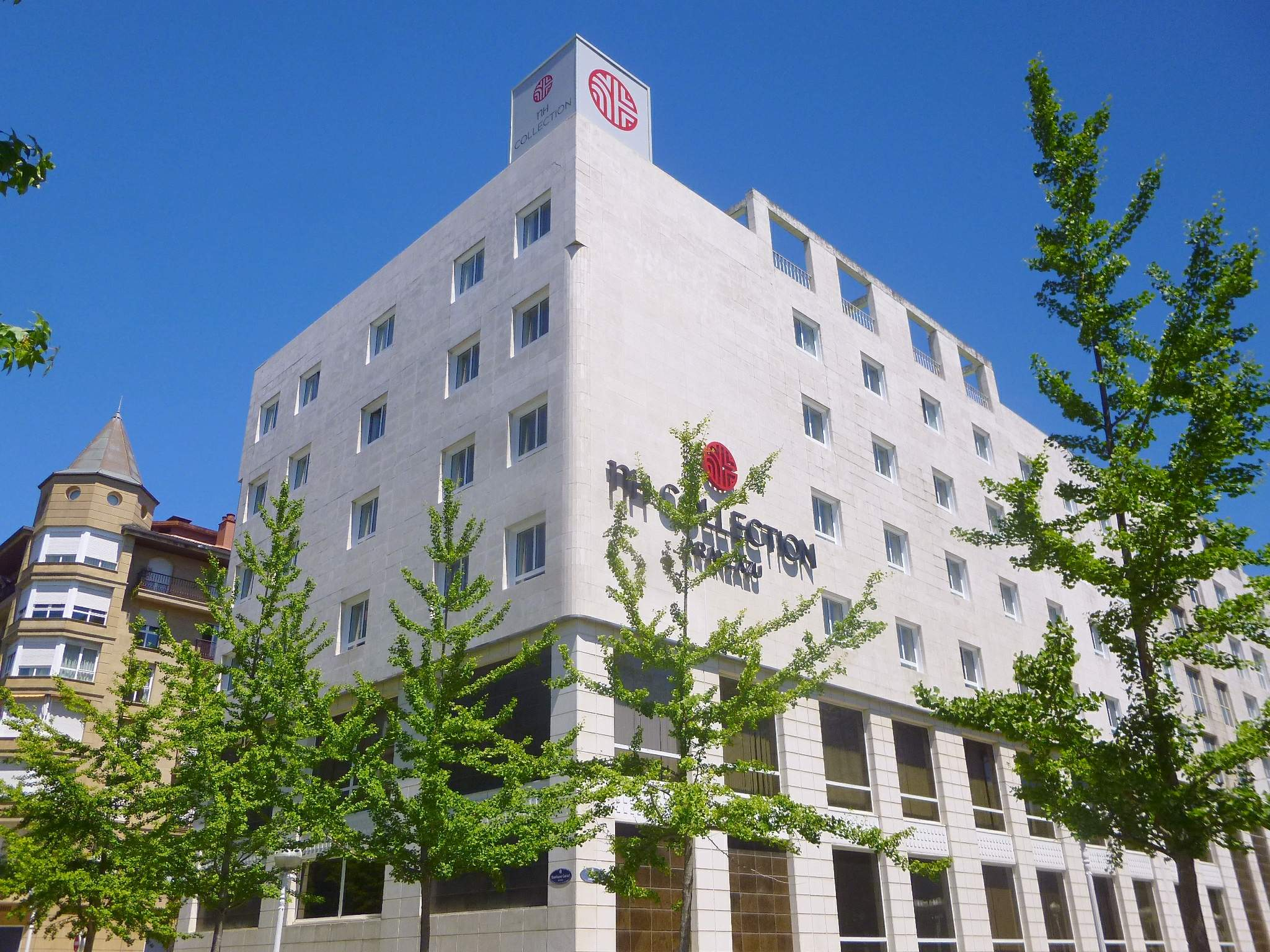 File:San Sebastián - Hotel NH Collection San Sebastián Aránzazu 1.jpg -  Wikimedia Commons