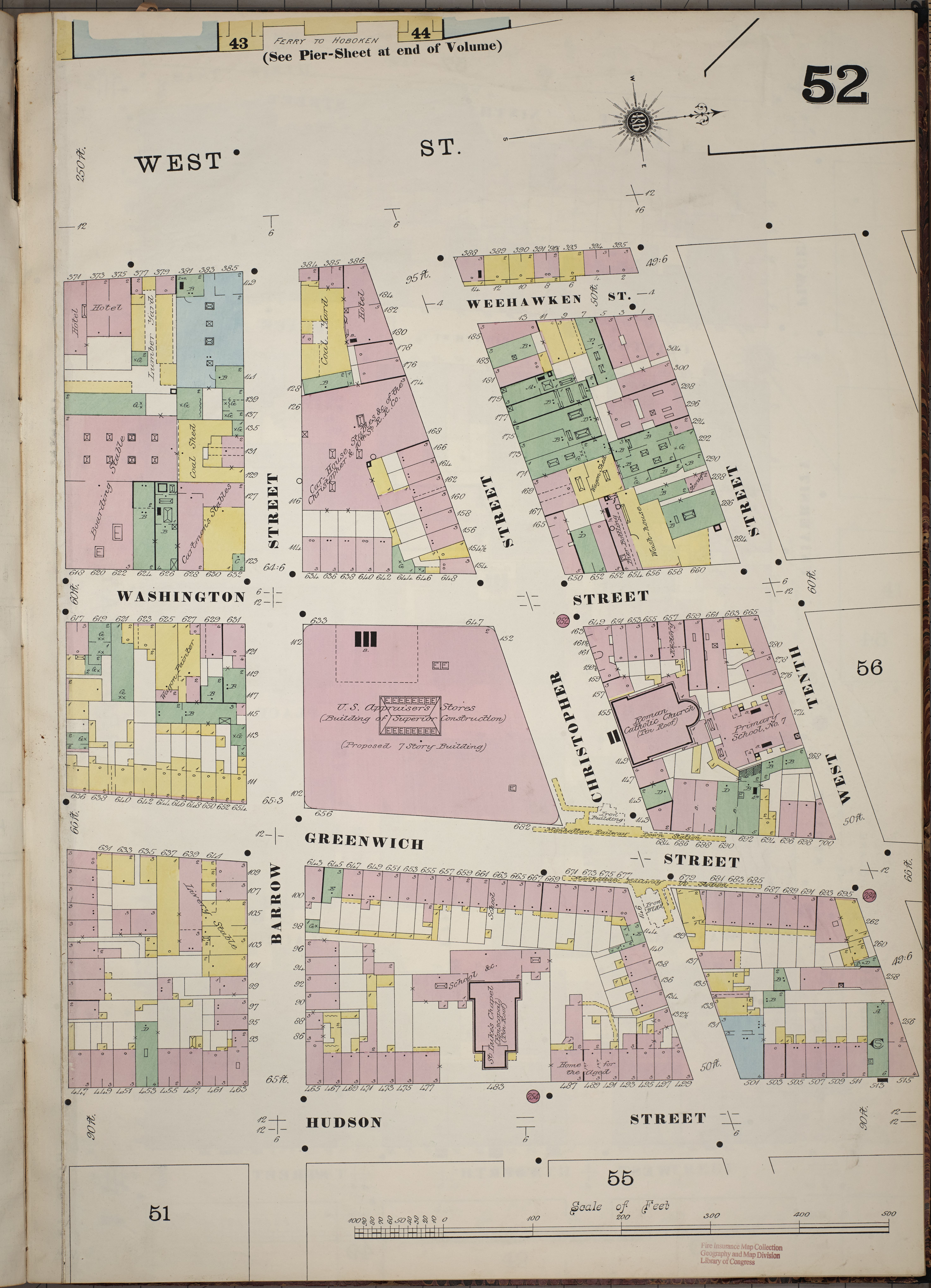 File:Sanborn Fire Insurance Map from New York, Bronx, Kings ... on map of tillson ny, map of paul smiths ny, map of jackson ny, map of appleton ny, map of north river ny, map of south otselic ny, map of strykersville ny, map of nelson ny, map of le roy ny, map of south colton ny, map of tioga ny, map of kingsbury ny, map of kent ny, map of winthrop ny, map of glenfield ny, map of dickinson ny, map of afton ny, map of pine island ny, map of vernon center ny, map of scipio center ny,
