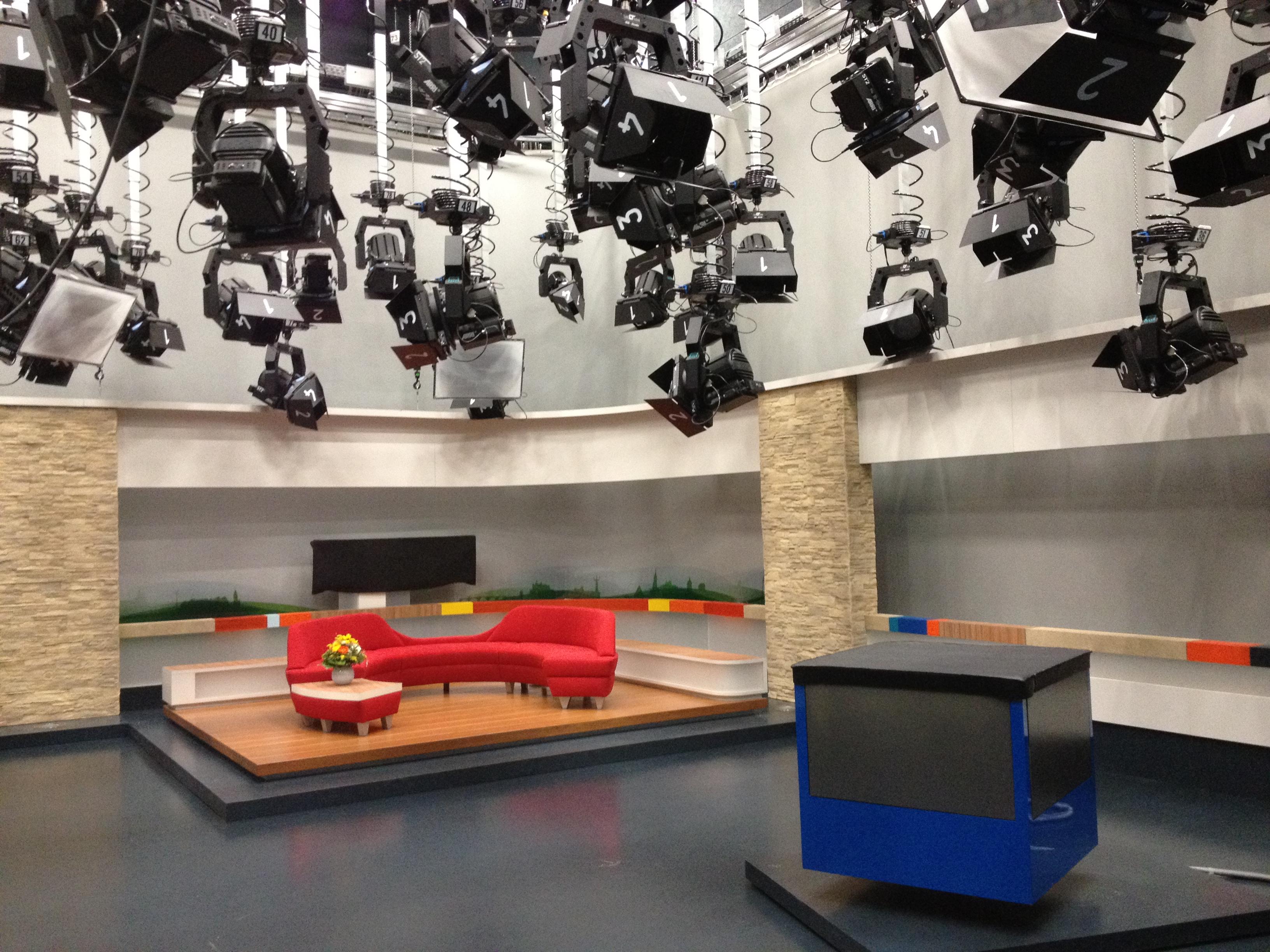 Fernsehstudio Adlershof