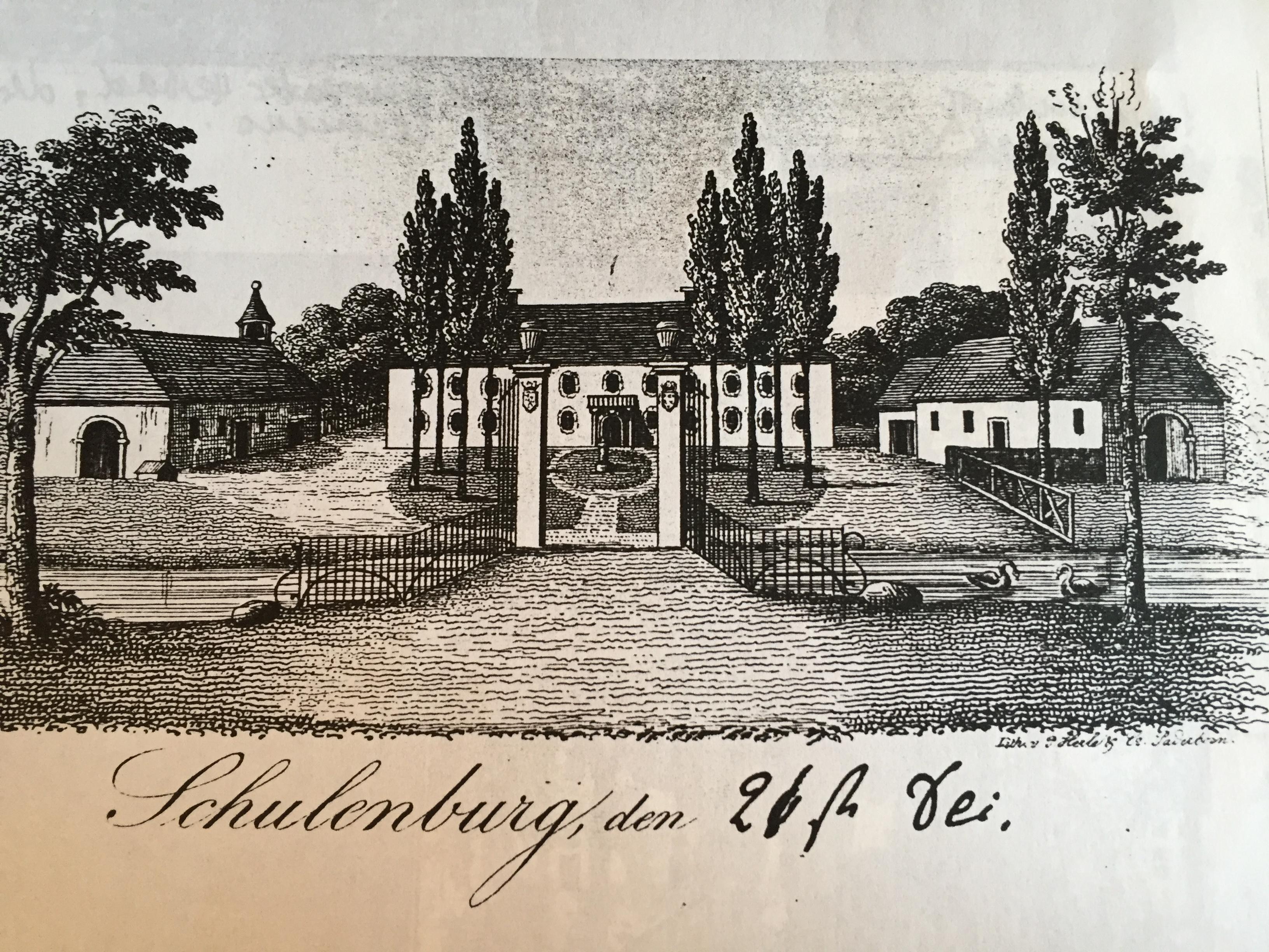Schulenburg Badbergen – Wikipedia
