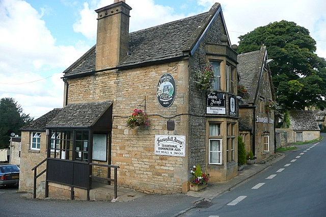 Snowshill Arms, Snowshill, Gloucestershire-geograph-3190628