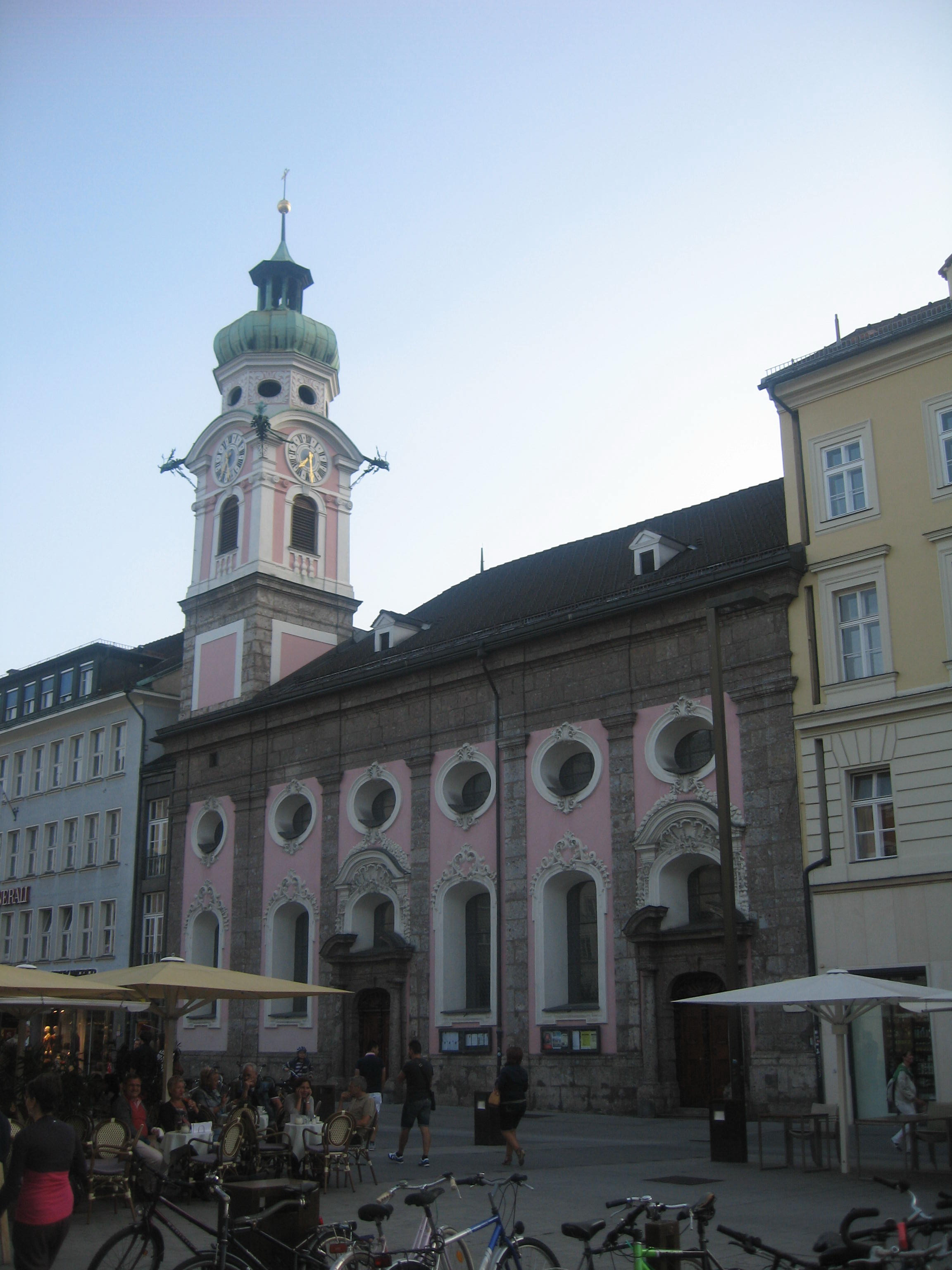 Spitalskirche (Innsbruck)