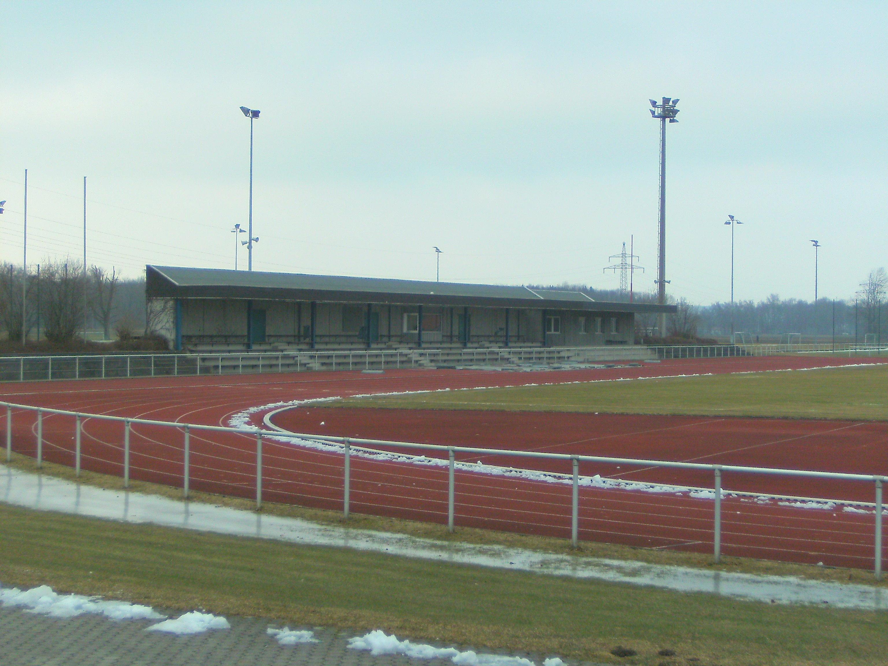 Stadion FV Illertissen (2009)