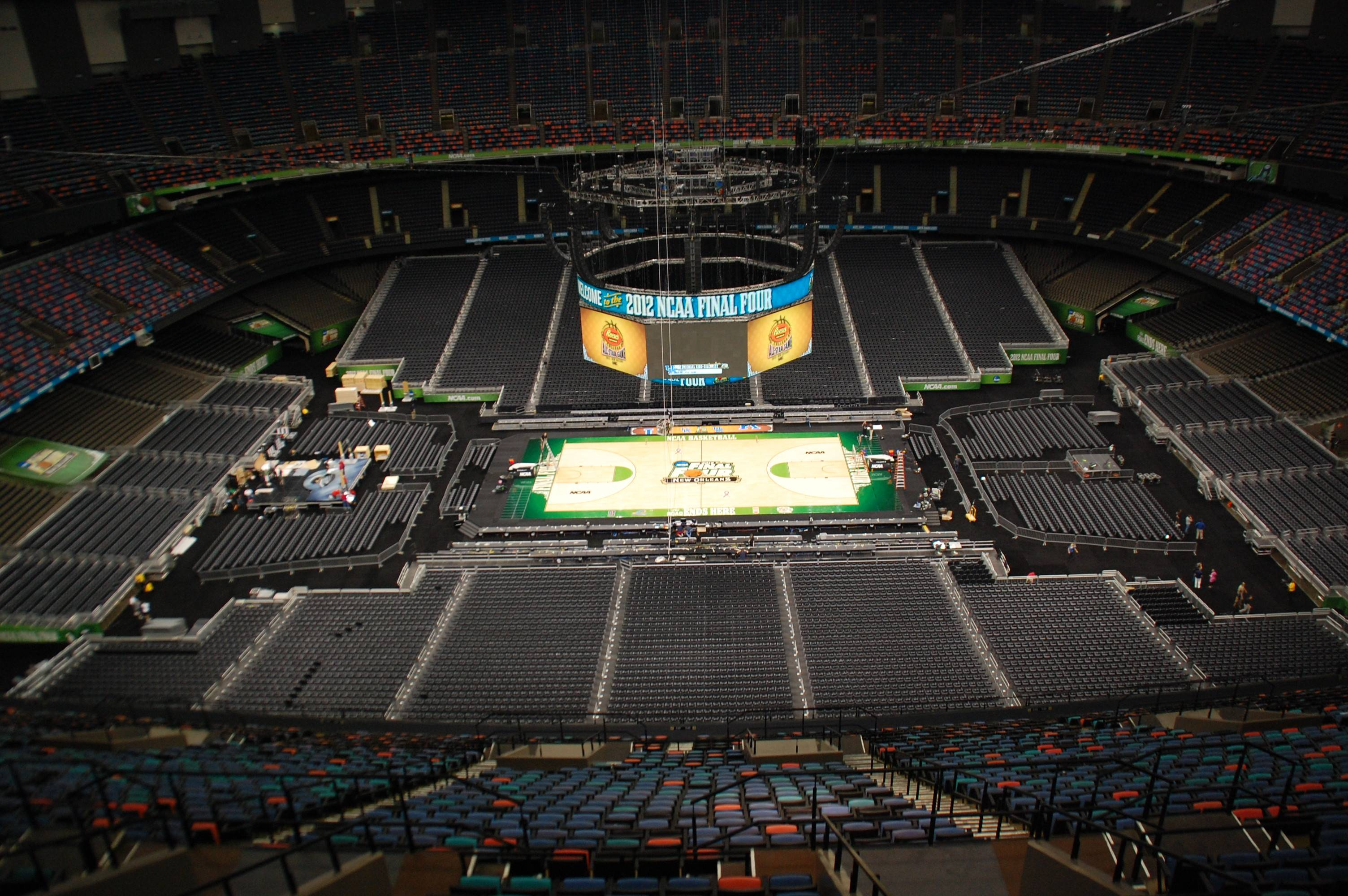 File Superdome Final Four Jpg Wikimedia Commons