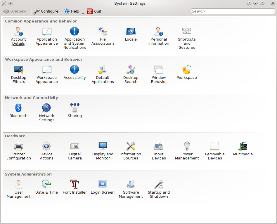 File:System Settings, KDE 4 5 png - Wikimedia Commons