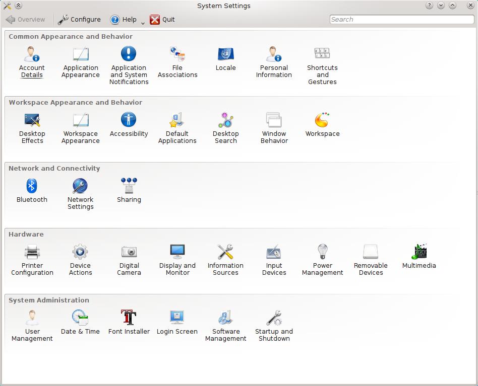 Ubuntu-gr Forum • Προβολή θέματος - Kde4, Eξέλιξη-Προβλήματα-Bugs