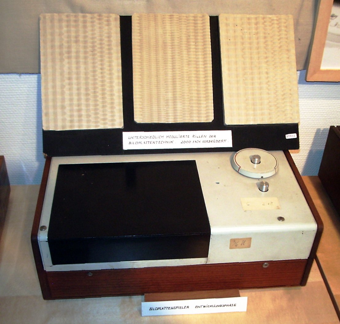 Television Electronic Disc Wikipedia
