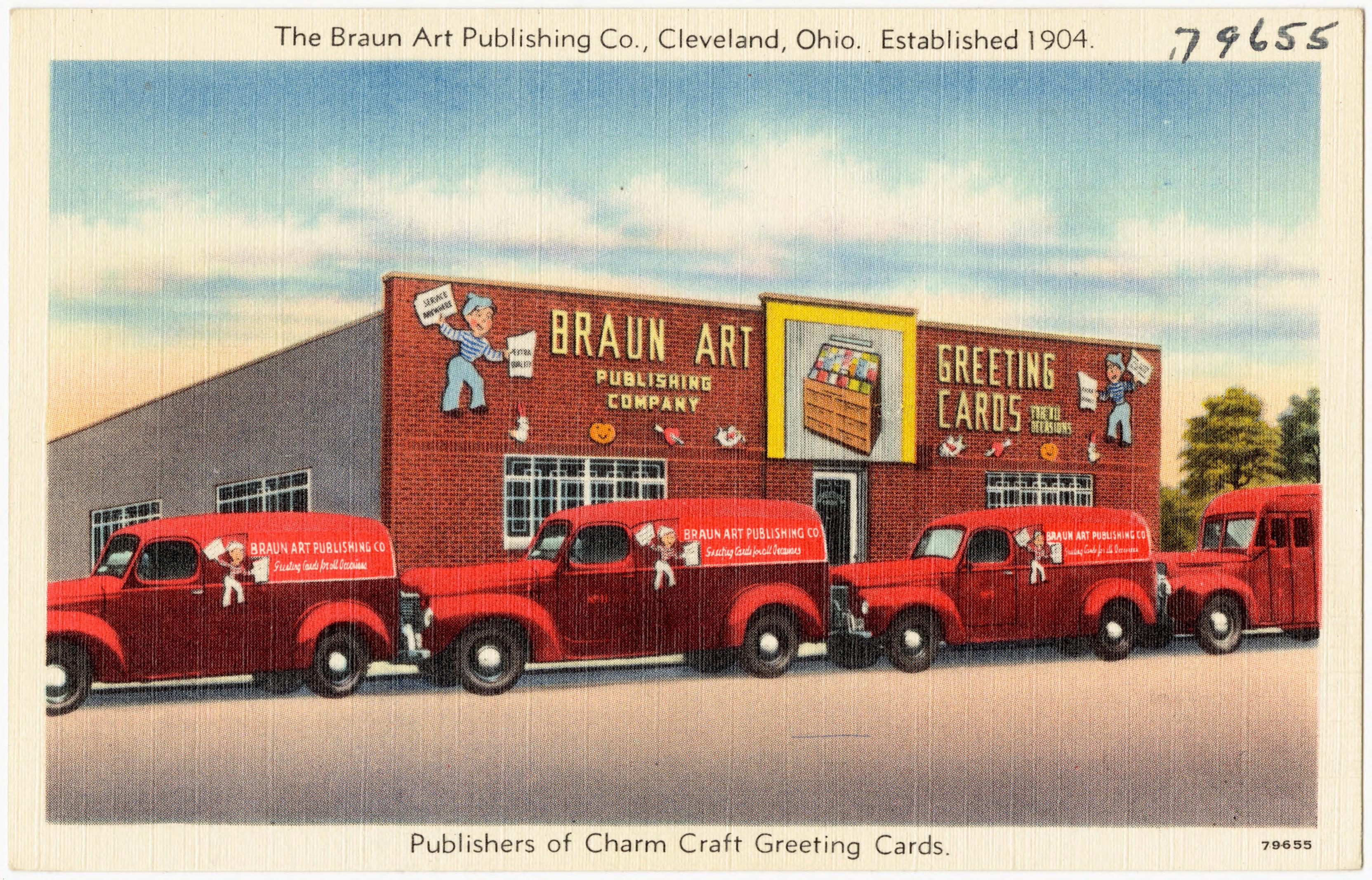 Filethe Braun Art Publishing Co Cleveland Ohio Established 1904