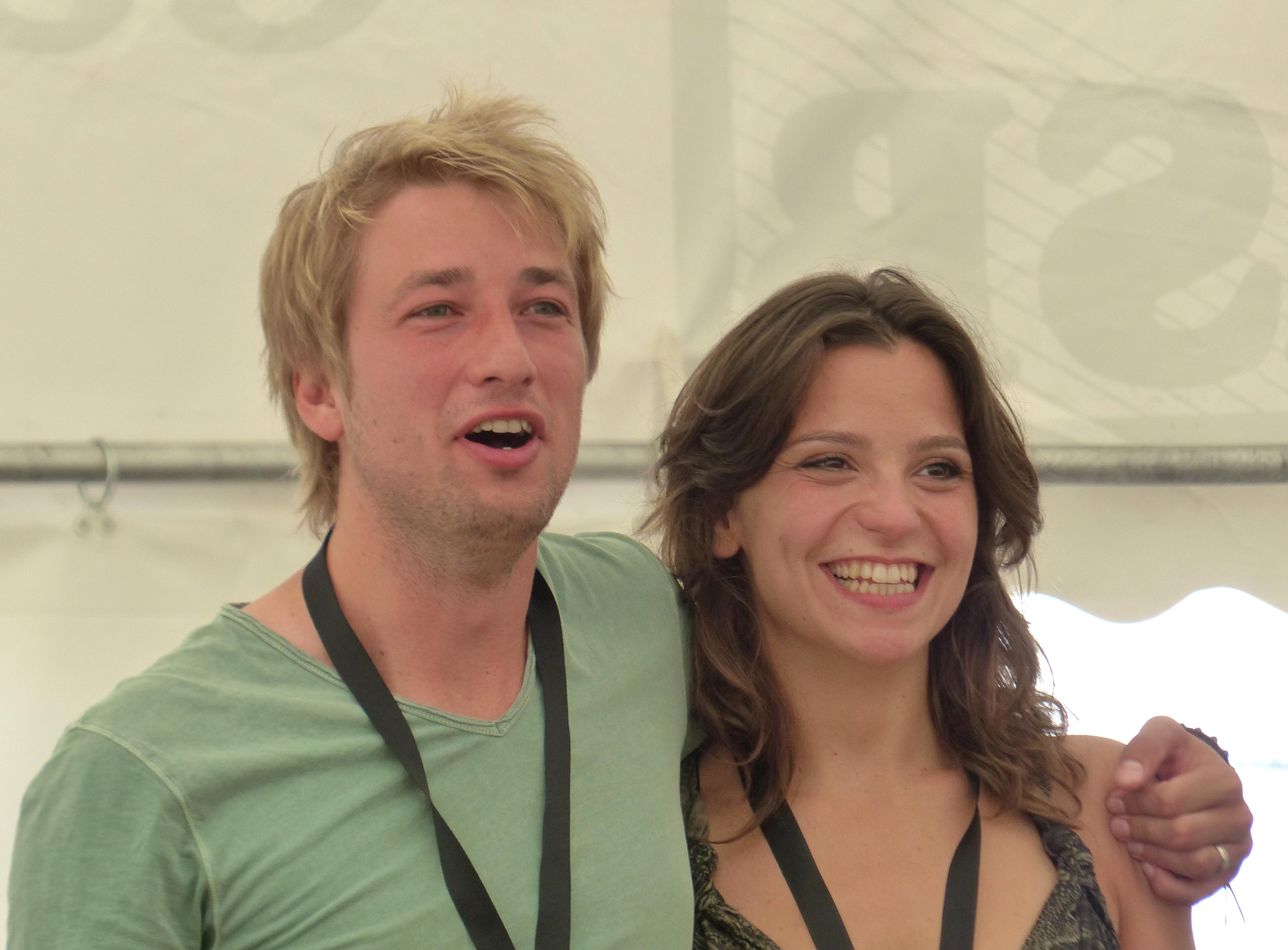 File:Tobias Rosen und Anika Lehmann.JPG