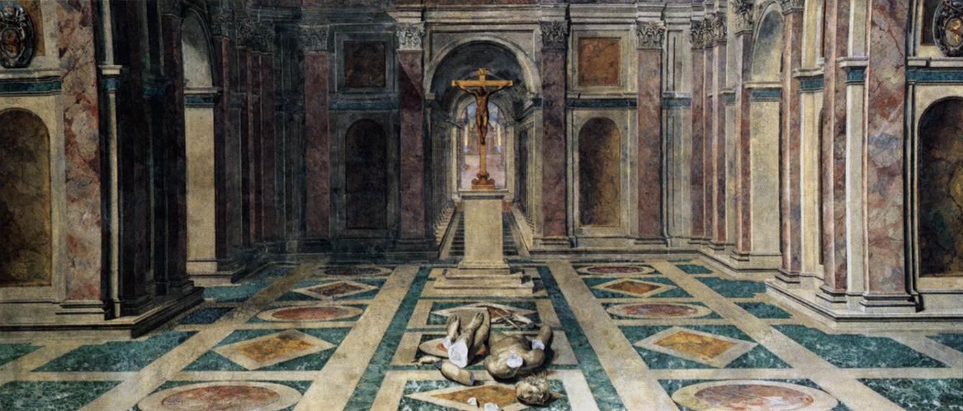 https://upload.wikimedia.org/wikipedia/commons/b/bc/Tommaso_Laureti_-_Triumph_of_Christianity_-_WGA12505.jpg