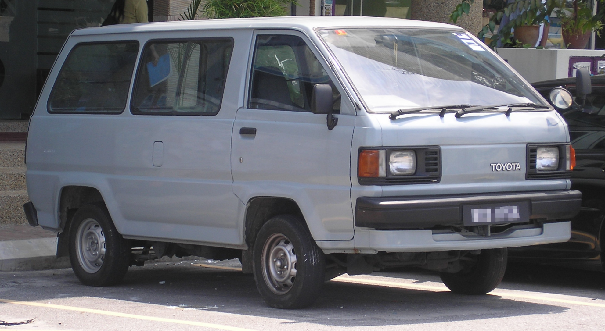 File Toyota Liteace Third Generation Front Serdang