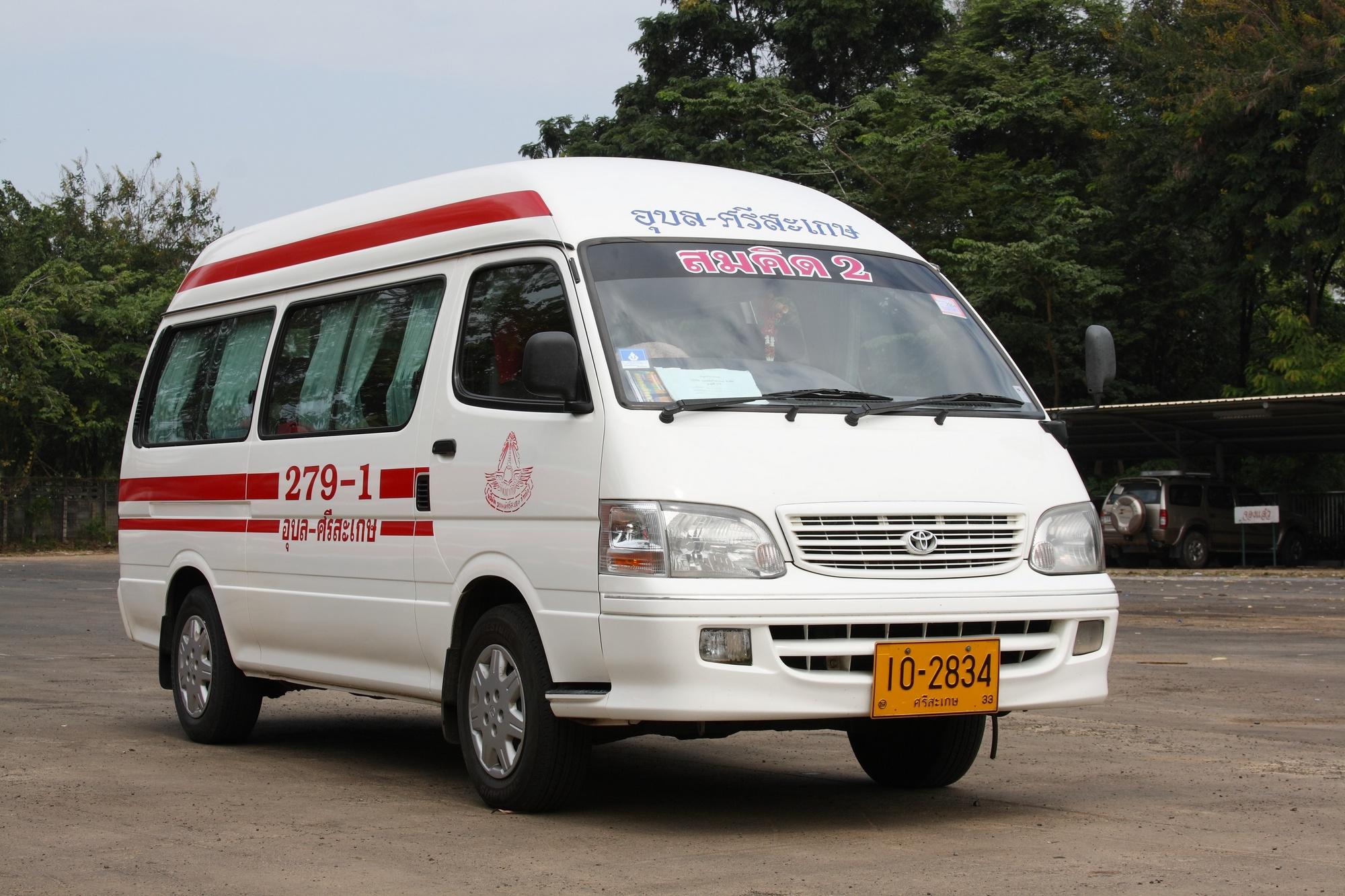 Kelebihan Toyota Minibus Spesifikasi