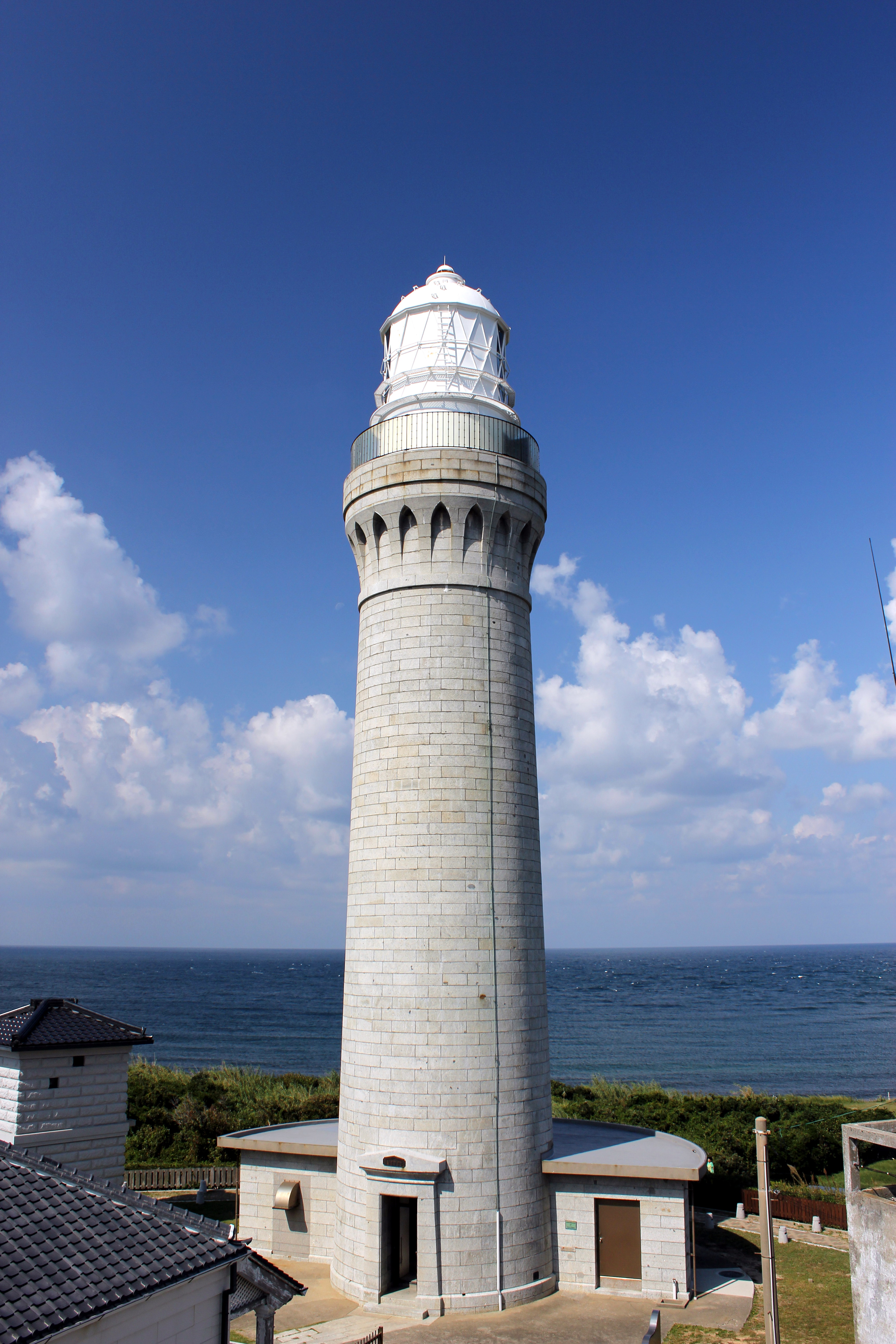 File Tsunoshima Light House 2012 Jpg Wikimedia Commons