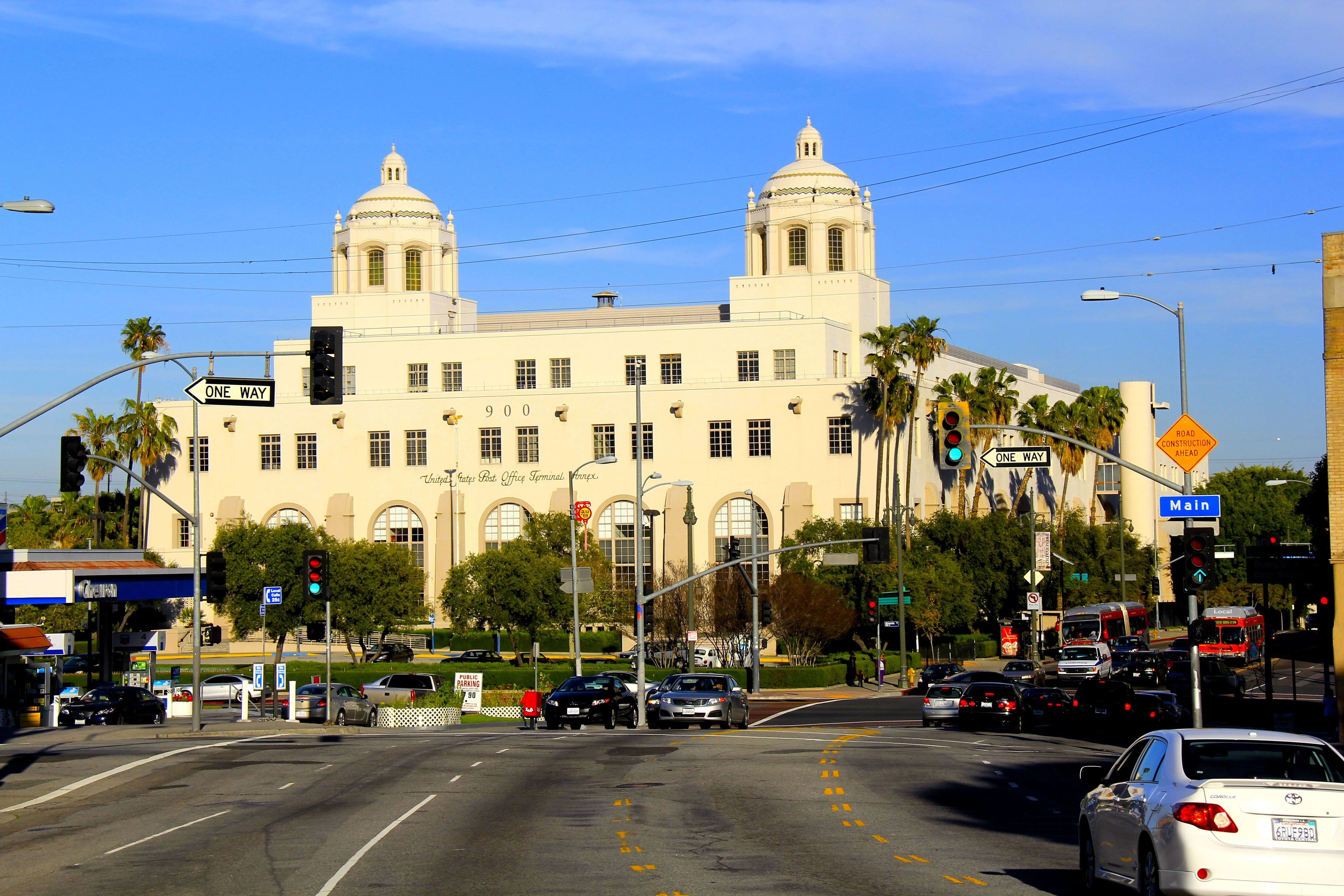 File U S Post Office Los Angeles Terminal Annex 900 Alameda St