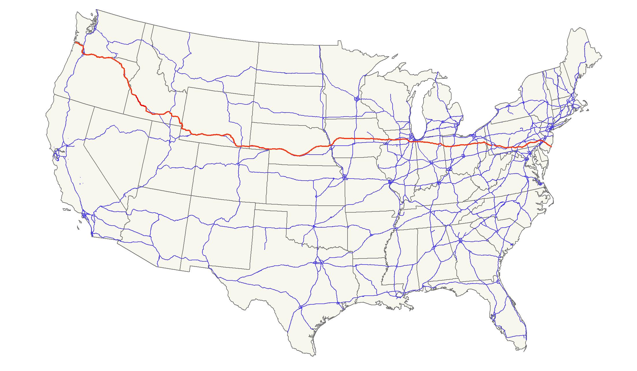 Interstate 76 (Ohio–New Jersey)