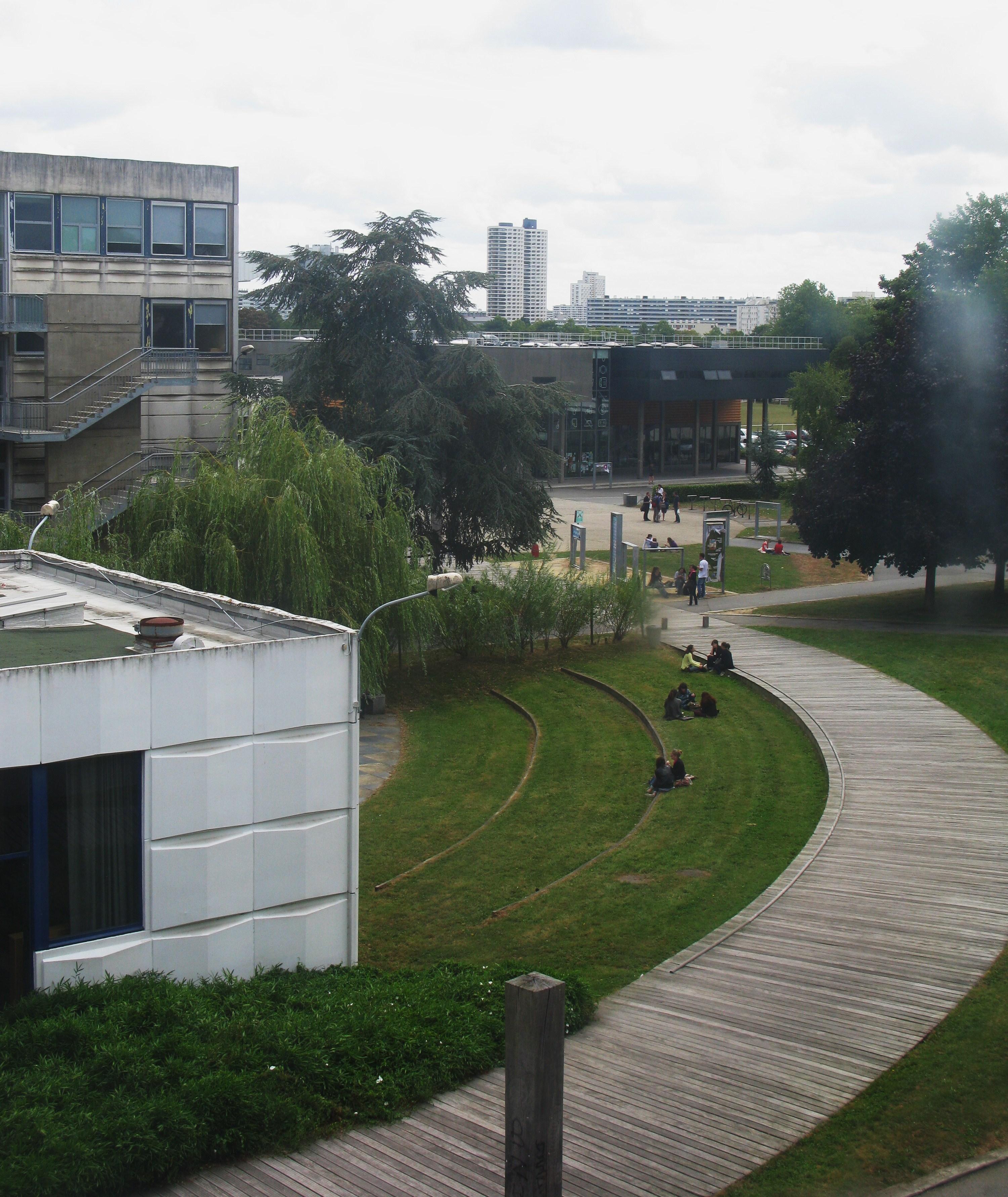 File universit rennes 2 campus villejean overview jpg - Piscine villejean rennes ...