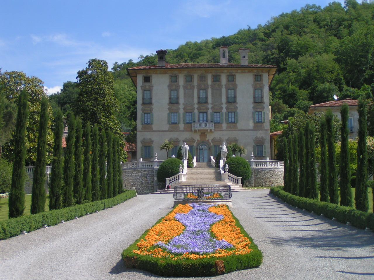 Trescore Balneario Italy  City pictures : Villa Terzi Trescore Balneario Italia