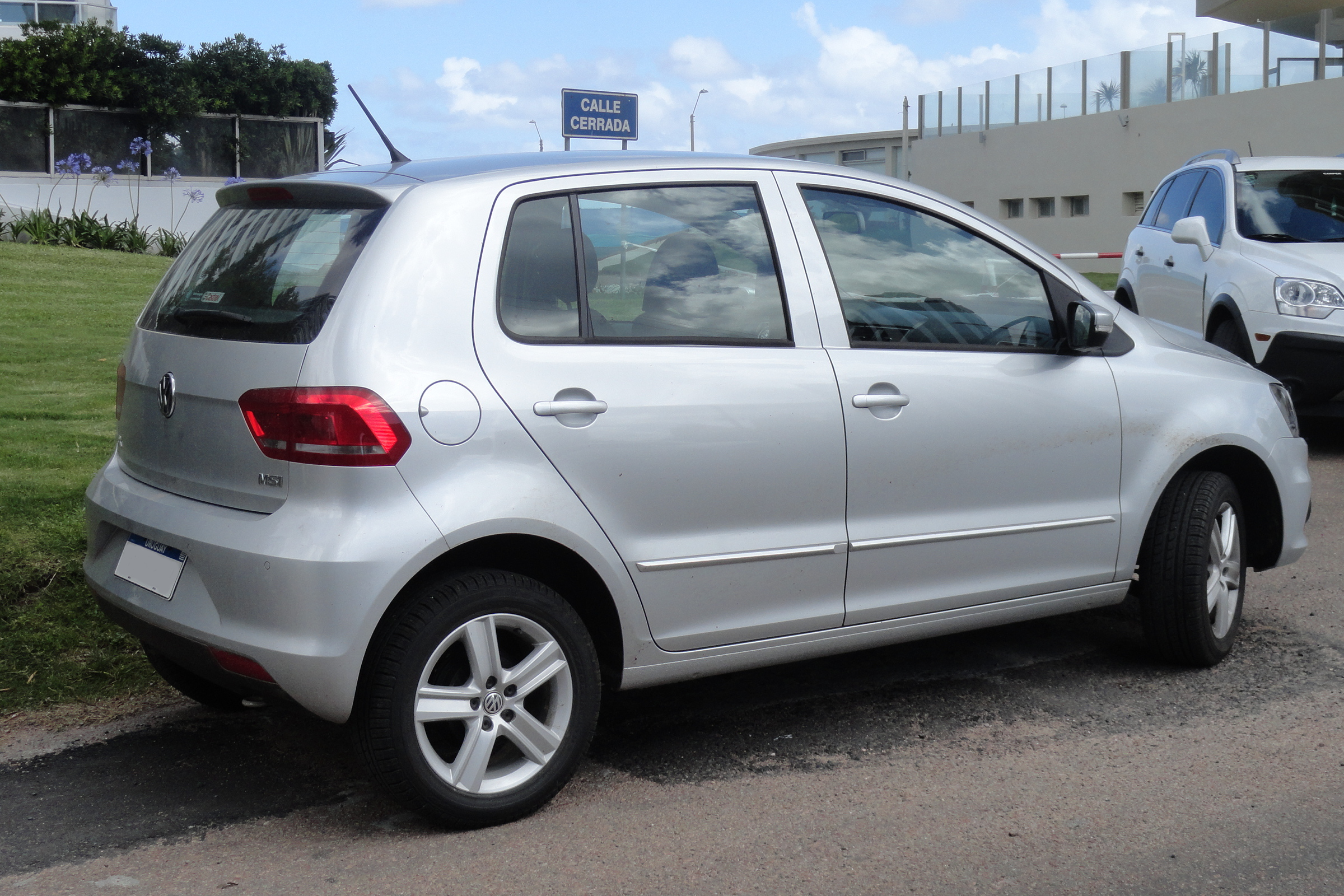 volkswagen fox wiki review everipedia. Black Bedroom Furniture Sets. Home Design Ideas