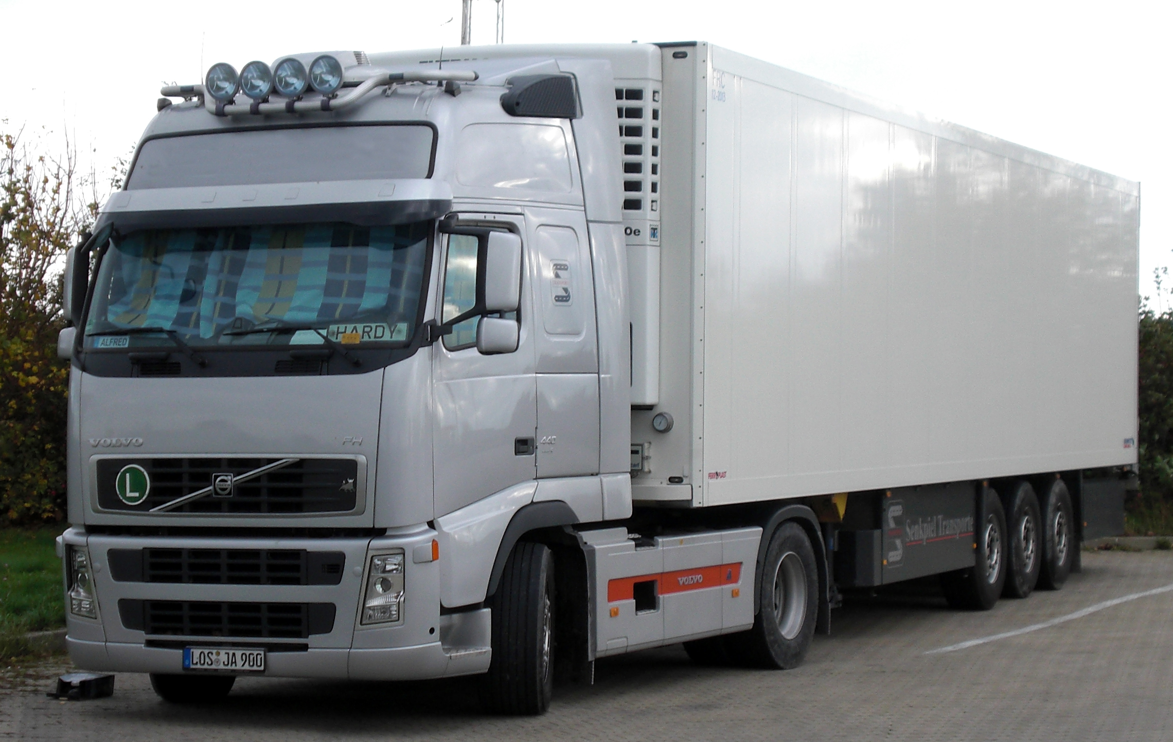 Lastkraftwagen – Wikipedia