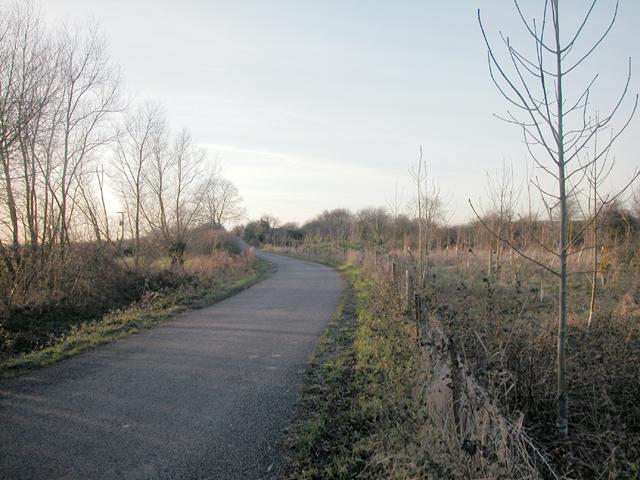 Warwickshire Centenary Way - geograph.org.uk - 93682