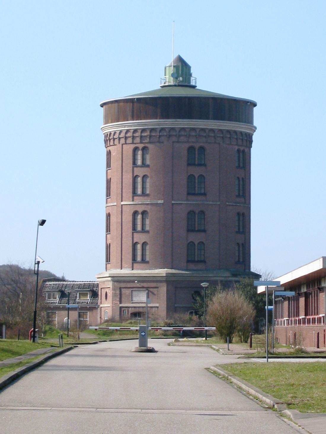 Watertoren (Katwijk) - Wikipedia