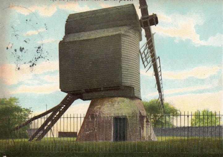 wavertree windmill