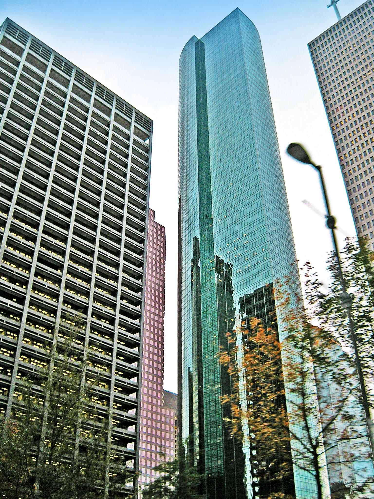 Wells Fargo Plaza (Houston) - Wikipedia
