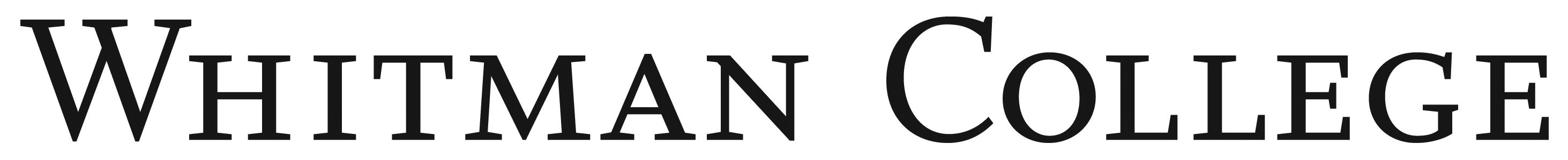 Logo of Whitman College