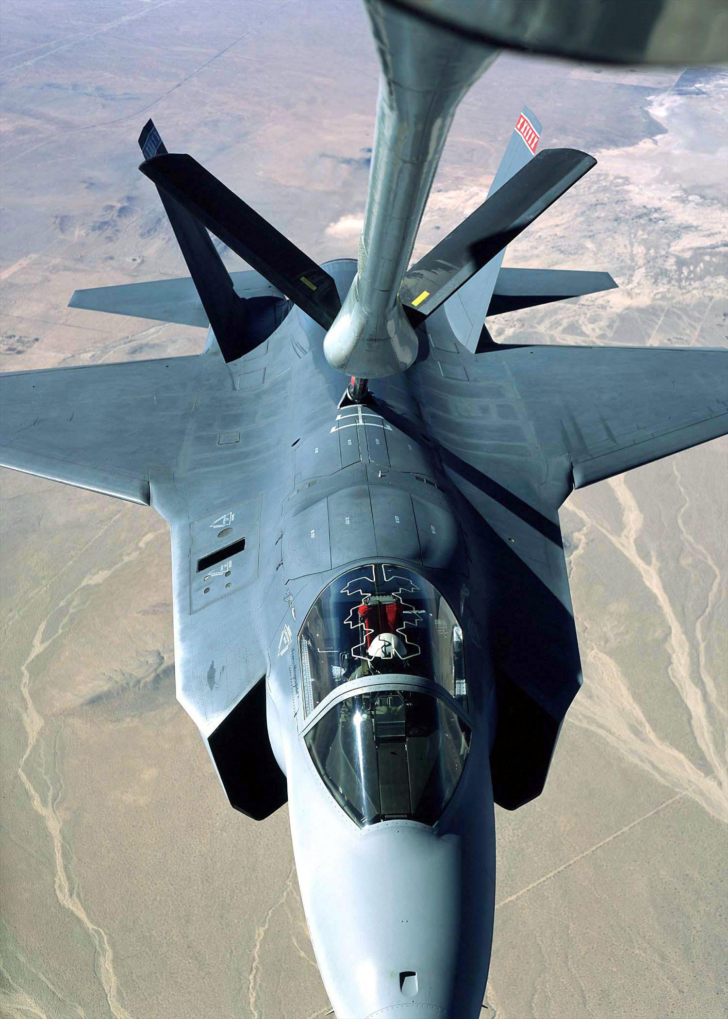 JSF F-35 Lightning II - Page 3 X-35A_2